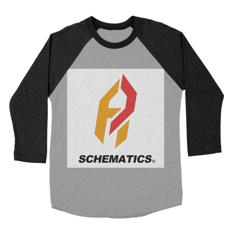 Schematicai Logo. Women's Baseball Triblend T-Shirt by Shadeprint's Artist Shop