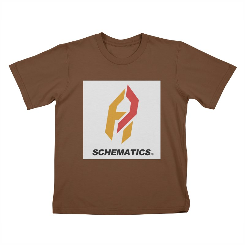 Schematicai Logo.   by Shadeprint's Artist Shop