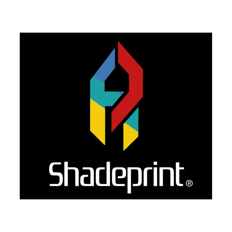 Play Shadeprint Logo Women's Fitted T-Shirt by Shadeprint's Artist Shop