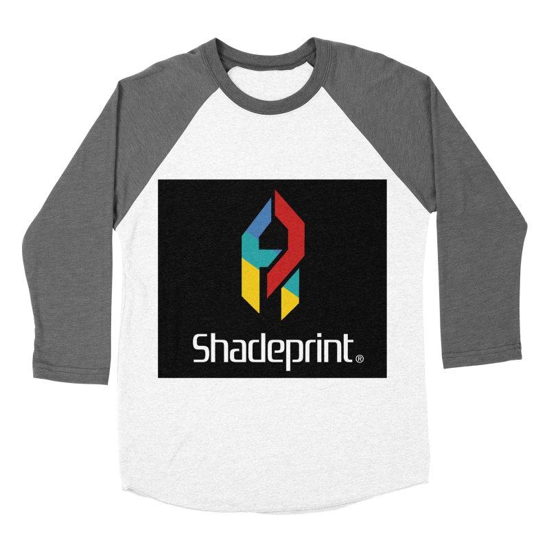 Play Shadeprint Logo Women's Longsleeve T-Shirt by Shadeprint's Artist Shop
