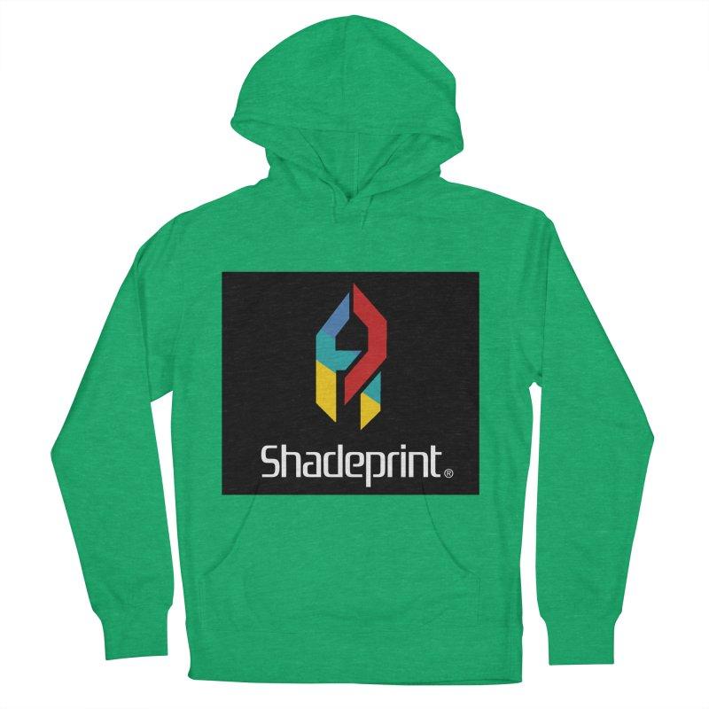 Play Shadeprint Logo Women's Pullover Hoody by Shadeprint's Artist Shop