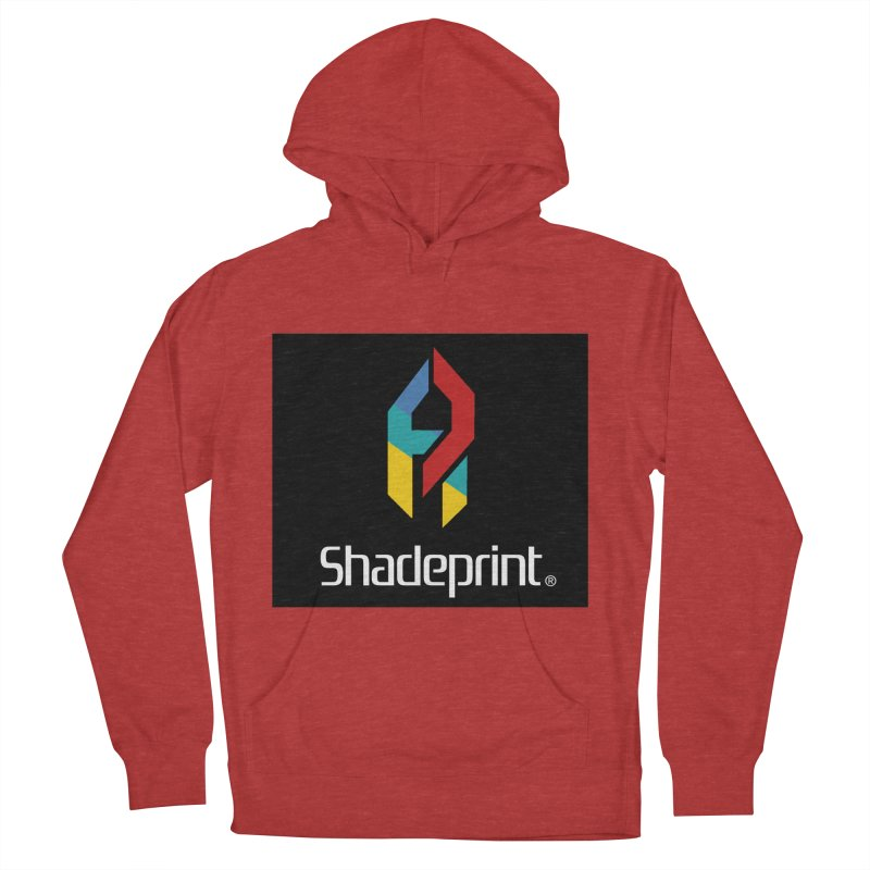 Play Shadeprint Logo Men's Pullover Hoody by Shadeprint's Artist Shop