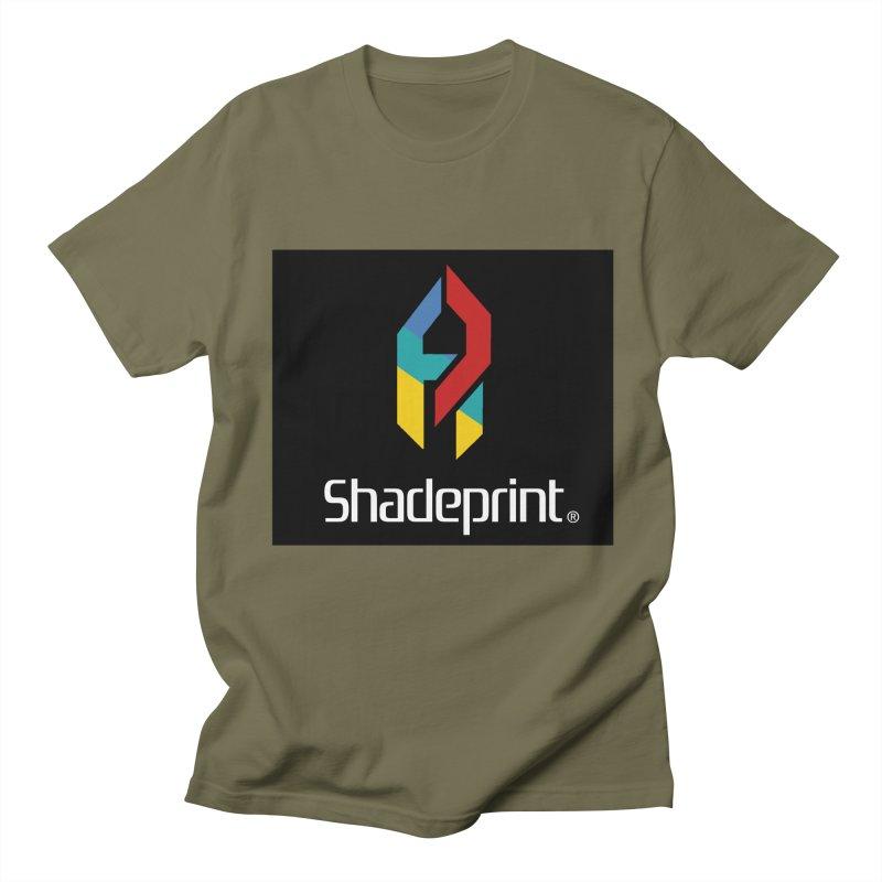 Play Shadeprint Logo Men's Regular T-Shirt by Shadeprint's Artist Shop