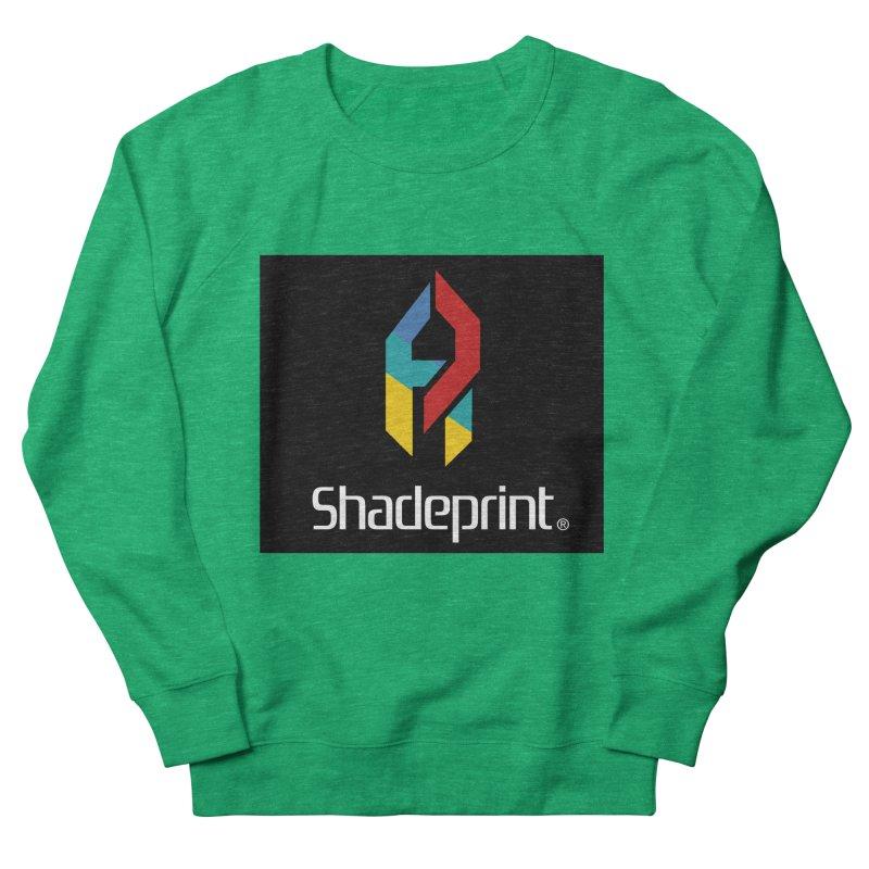 Play Shadeprint Logo Women's Sweatshirt by SHADEPRINT.DESIGN