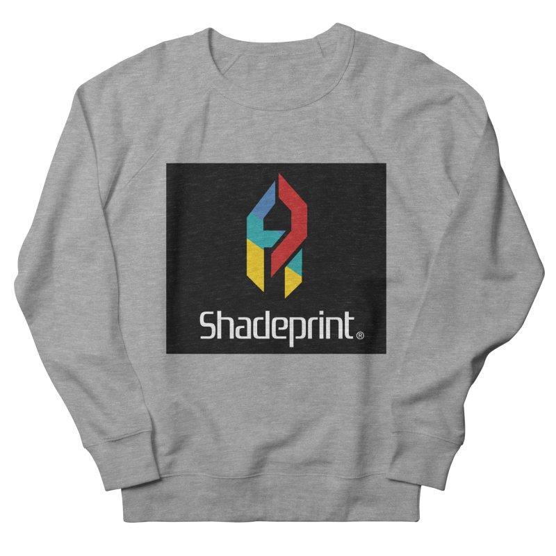 Play Shadeprint Logo Women's Sweatshirt by Shadeprint's Artist Shop