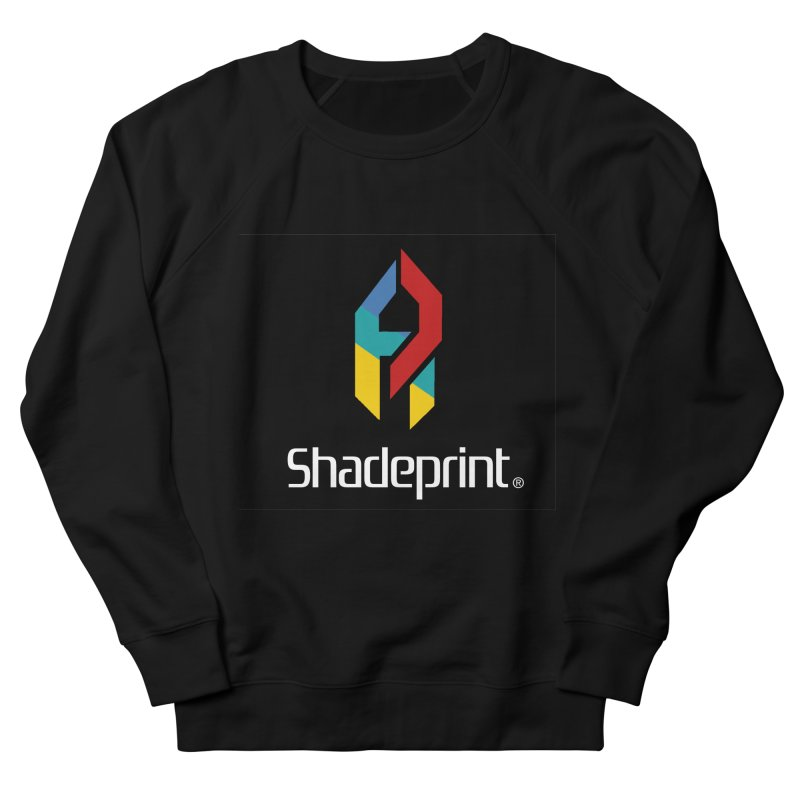 Play Shadeprint Logo Men's Sweatshirt by Shadeprint's Artist Shop