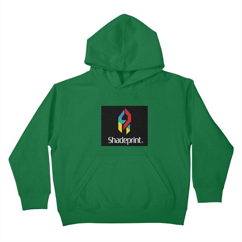 Play Shadeprint Logo Kids Pullover Hoody by Shadeprint's Artist Shop