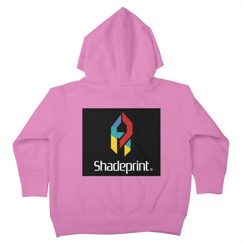 Play Shadeprint Logo Kids Toddler Zip-Up Hoody by Shadeprint's Artist Shop