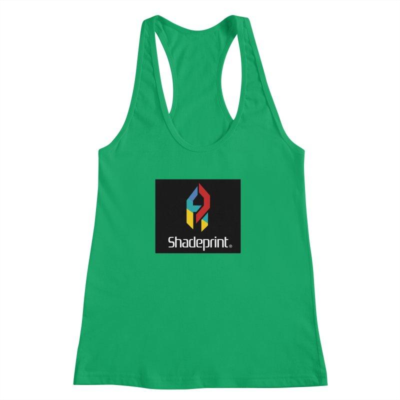Play Shadeprint Logo Women's Tank by Shadeprint's Artist Shop