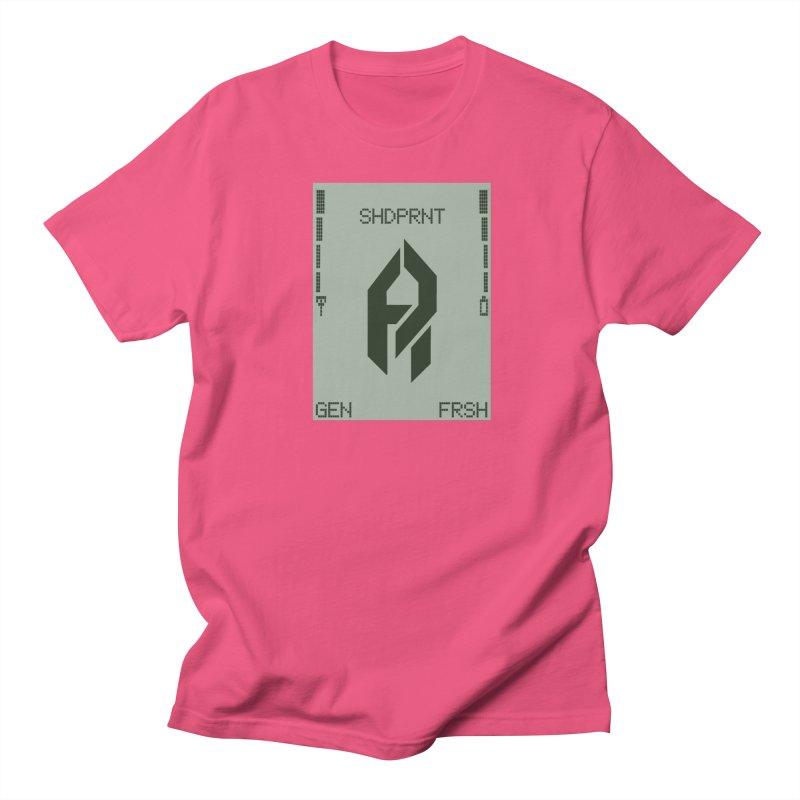 Shadeprint Cellular Men's T-Shirt by Shadeprint's Artist Shop