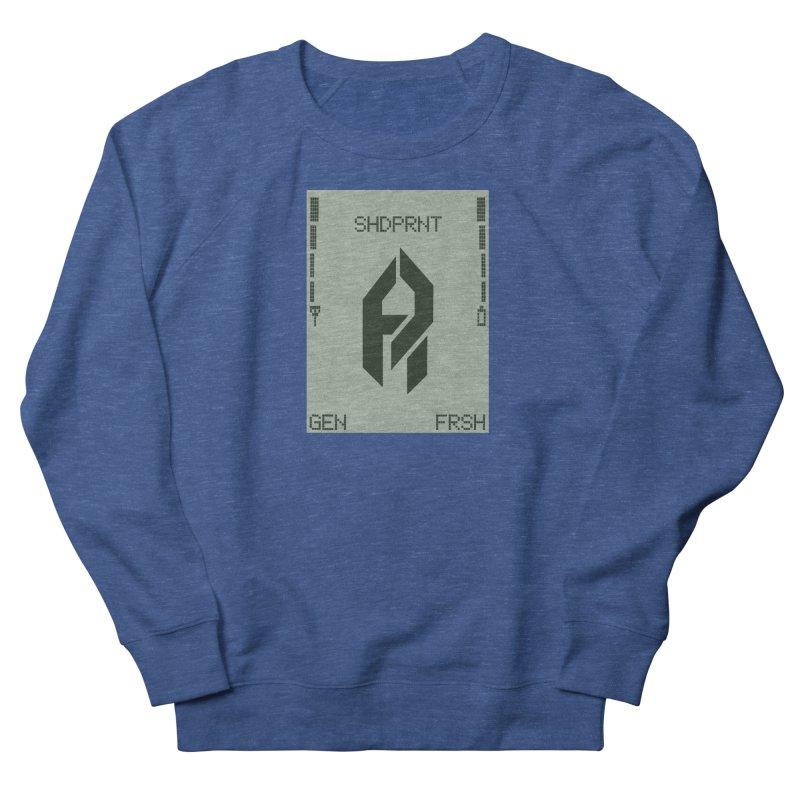 Shadeprint Cellular Men's Sweatshirt by Shadeprint's Artist Shop