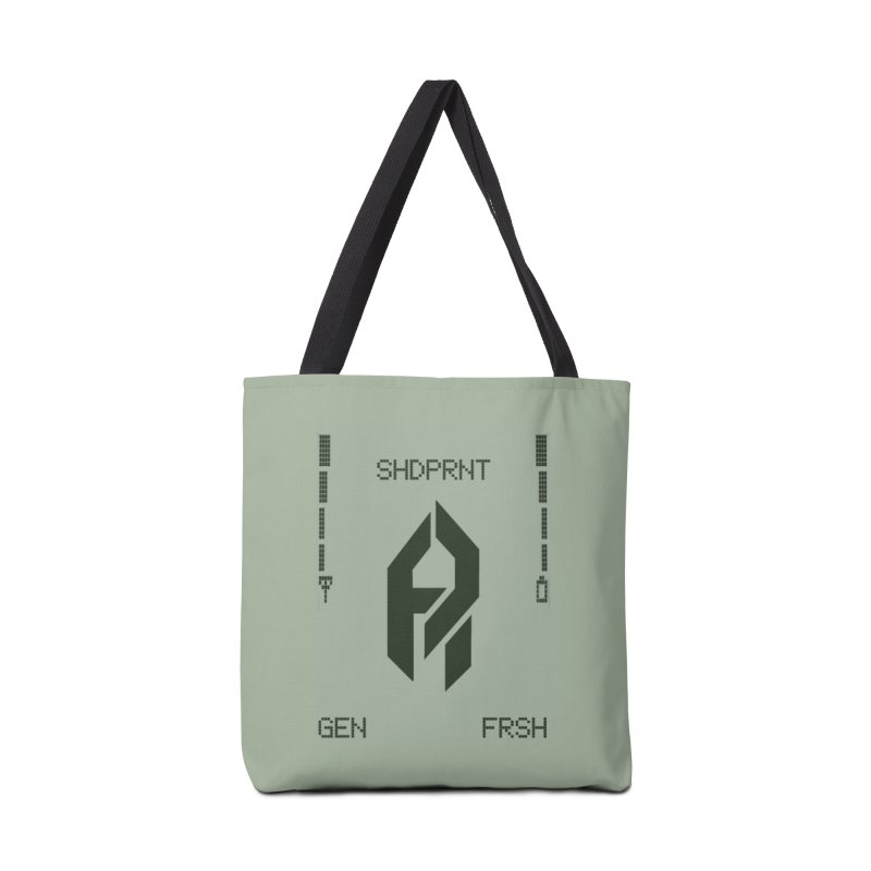 Shadeprint Cellular Accessories Tote Bag Bag by Shadeprint's Artist Shop