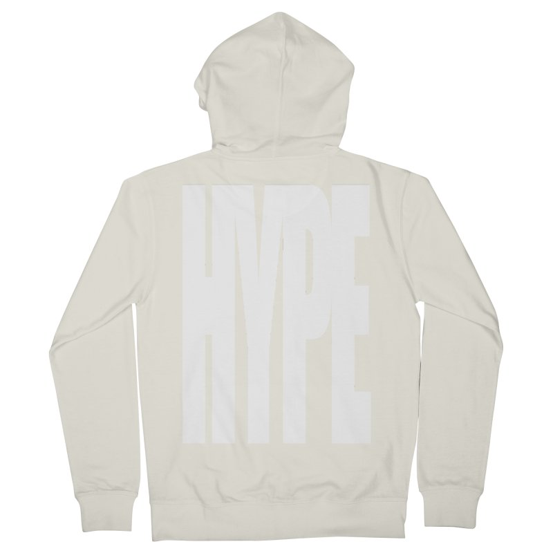 Kid'n'Play R 2 HYPE 4 U!!! Men's French Terry Zip-Up Hoody by Shadeprint's Artist Shop