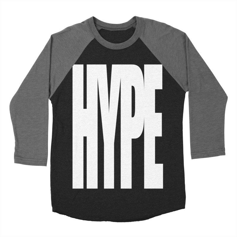 Kid'n'Play R 2 HYPE 4 U!!! Men's Baseball Triblend Longsleeve T-Shirt by Shadeprint's Artist Shop