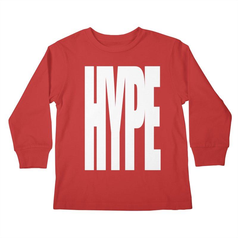 Kid'n'Play R 2 HYPE 4 U!!! Kids Longsleeve T-Shirt by Shadeprint's Artist Shop
