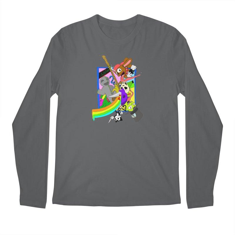 Sweet 600% Men's Regular Longsleeve T-Shirt by Shadeprint's Artist Shop