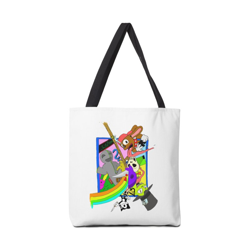 Sweet 600% Accessories Tote Bag Bag by Shadeprint's Artist Shop