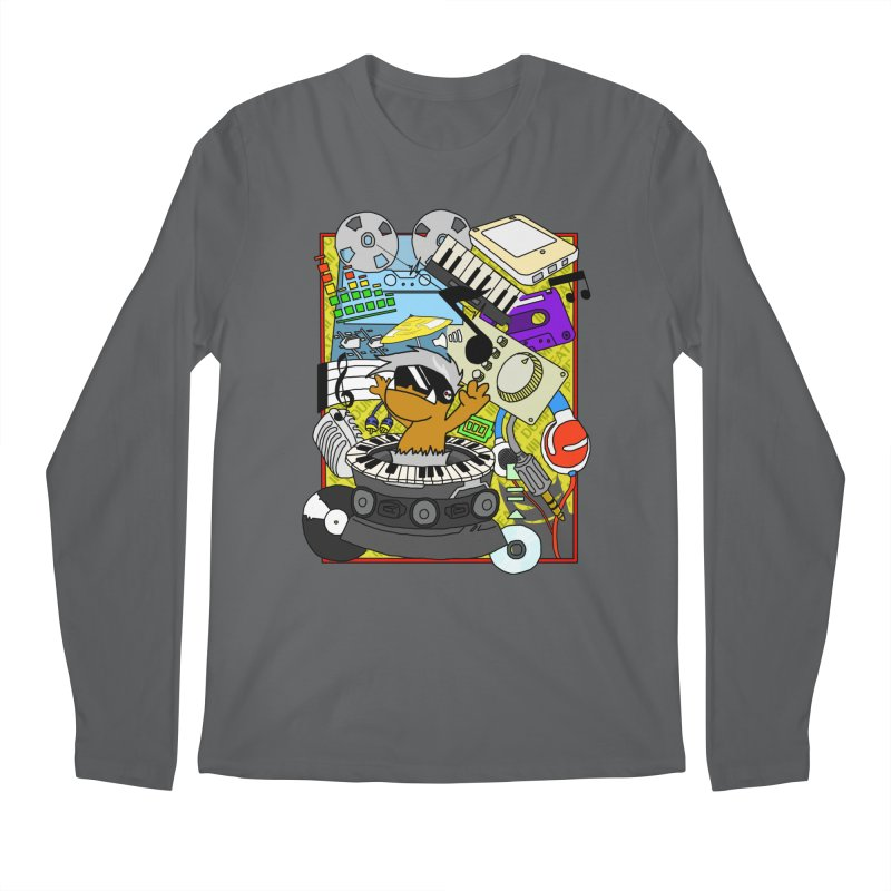 BEAT DUMPS. Men's Longsleeve T-Shirt by Shadeprint's Artist Shop