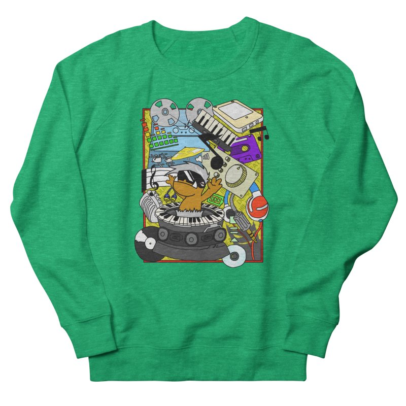 BEAT DUMPS. Men's Sweatshirt by Shadeprint's Artist Shop