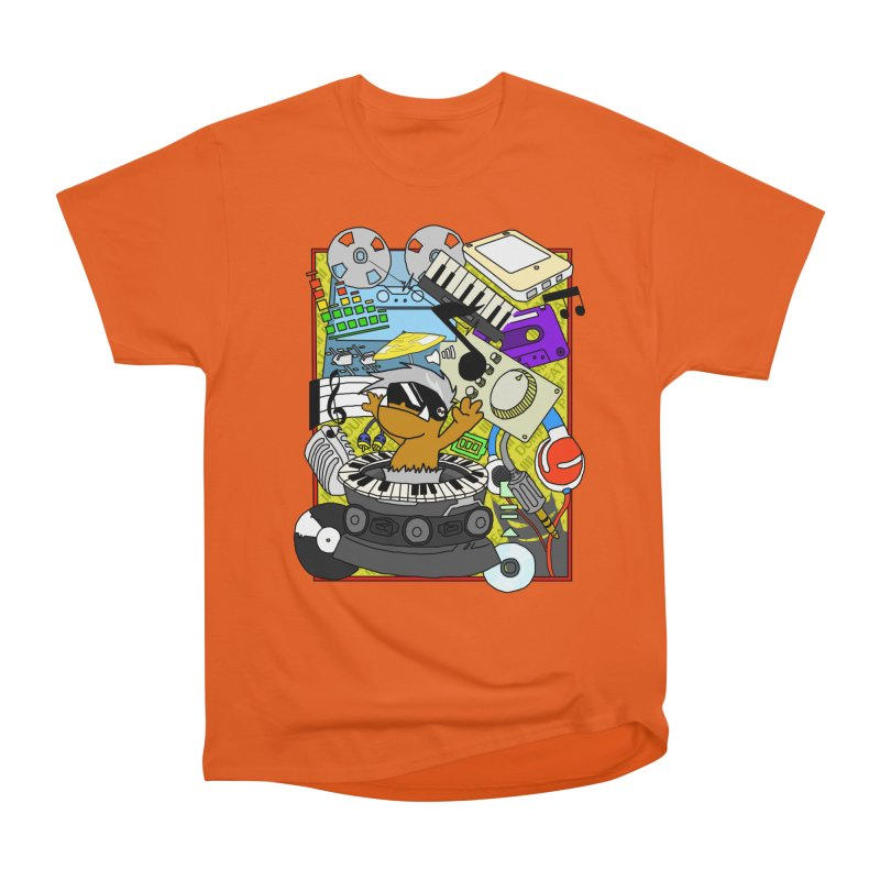 BEAT DUMPS. Men's T-Shirt by Shadeprint's Artist Shop