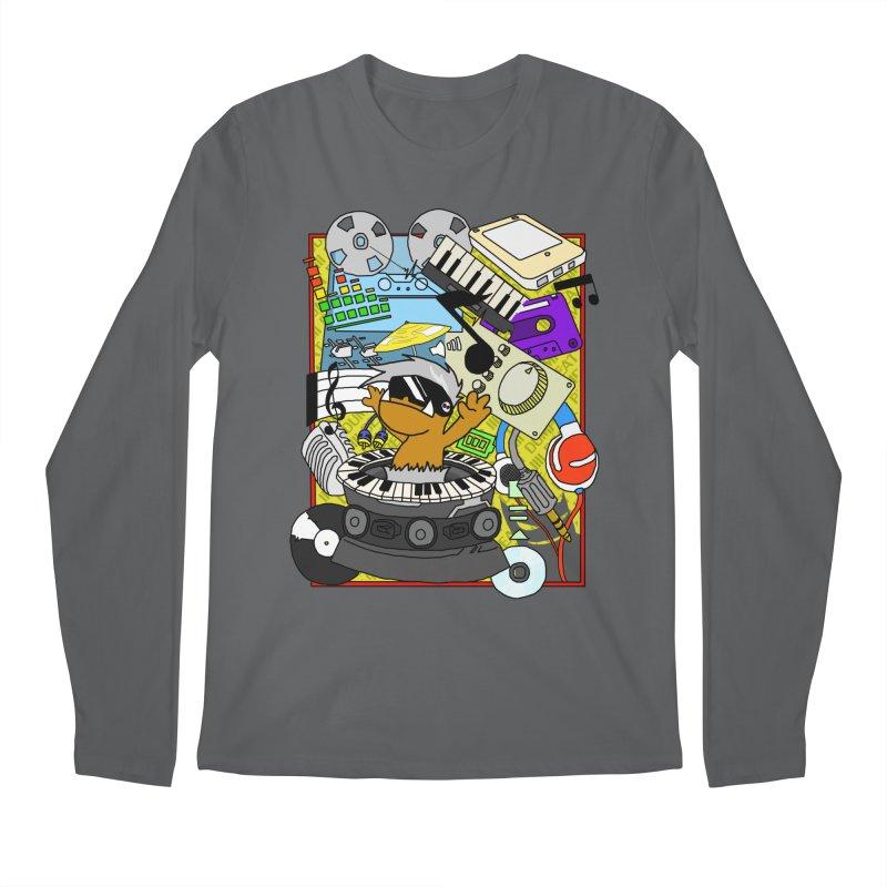 BEAT DUMPS. Men's Longsleeve T-Shirt by SHADEPRINT.DESIGN