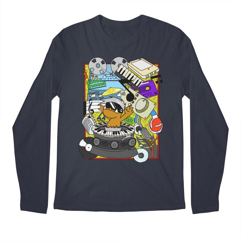 BEAT DUMPS. Men's Regular Longsleeve T-Shirt by Shadeprint's Artist Shop
