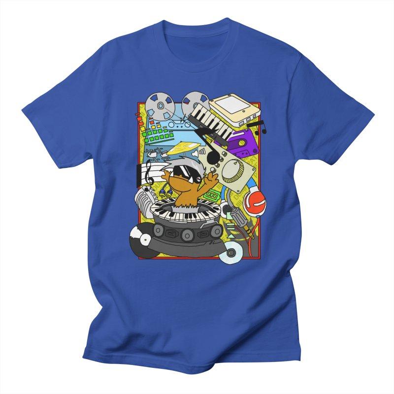 BEAT DUMPS. Men's T-Shirt by SHADEPRINT.DESIGN