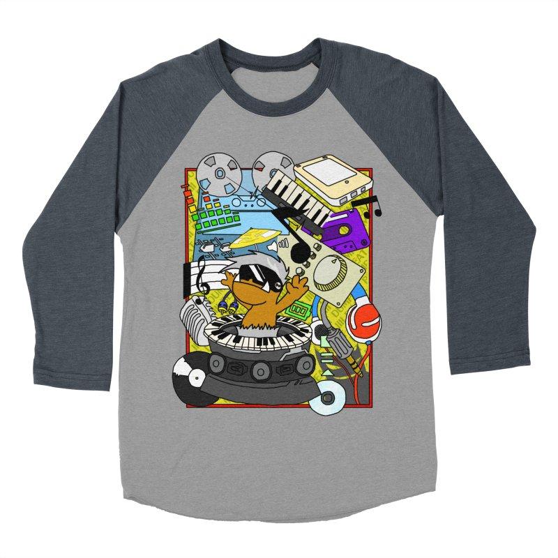 BEAT DUMPS. Women's Baseball Triblend Longsleeve T-Shirt by Shadeprint's Artist Shop
