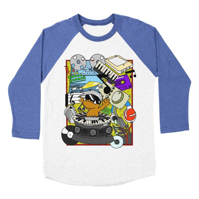 BEAT DUMPS. Men's Baseball Triblend Longsleeve T-Shirt by Shadeprint's Artist Shop
