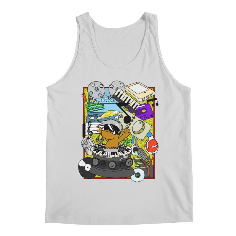 BEAT DUMPS. Men's Tank by Shadeprint's Artist Shop