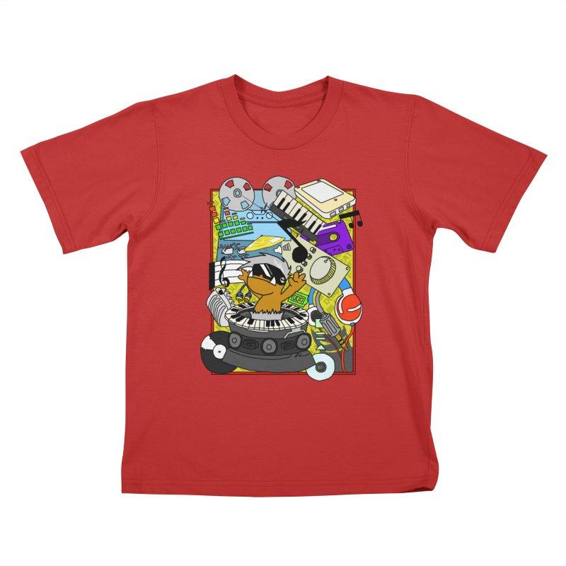 BEAT DUMPS. Kids T-Shirt by Shadeprint's Artist Shop