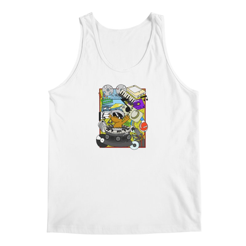 BEAT DUMPS. Men's Tank by Shadeprint's Artist Shop
