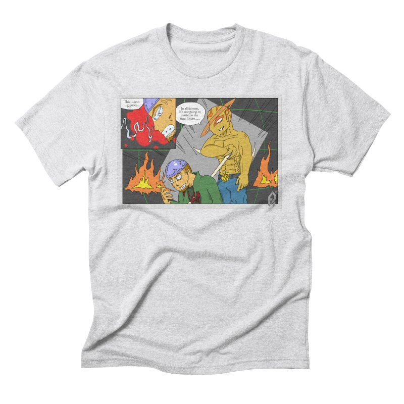 Ensurance: Eternal Grief. Ep.1. Men's Triblend T-Shirt by Shadeprint's Artist Shop