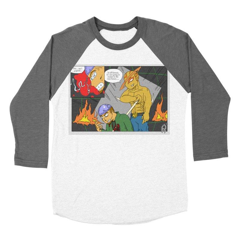 Ensurance: Eternal Grief. Ep.1. Women's Baseball Triblend Longsleeve T-Shirt by Shadeprint's Artist Shop