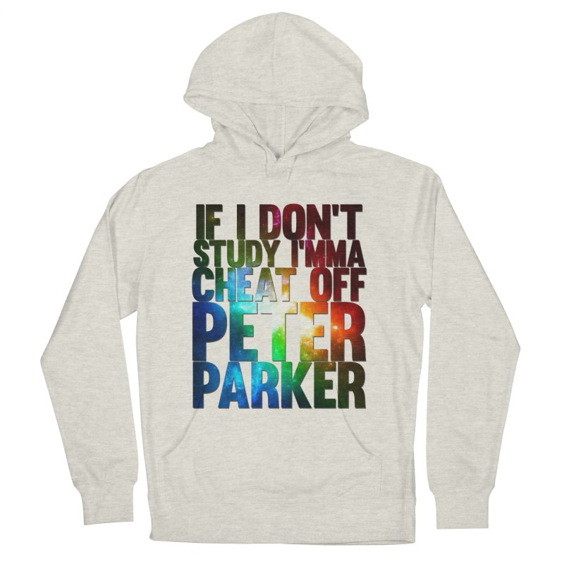 If I don't study (Never Dead Lyrics) Men's French Terry Pullover Hoody by Shadeprint's Artist Shop