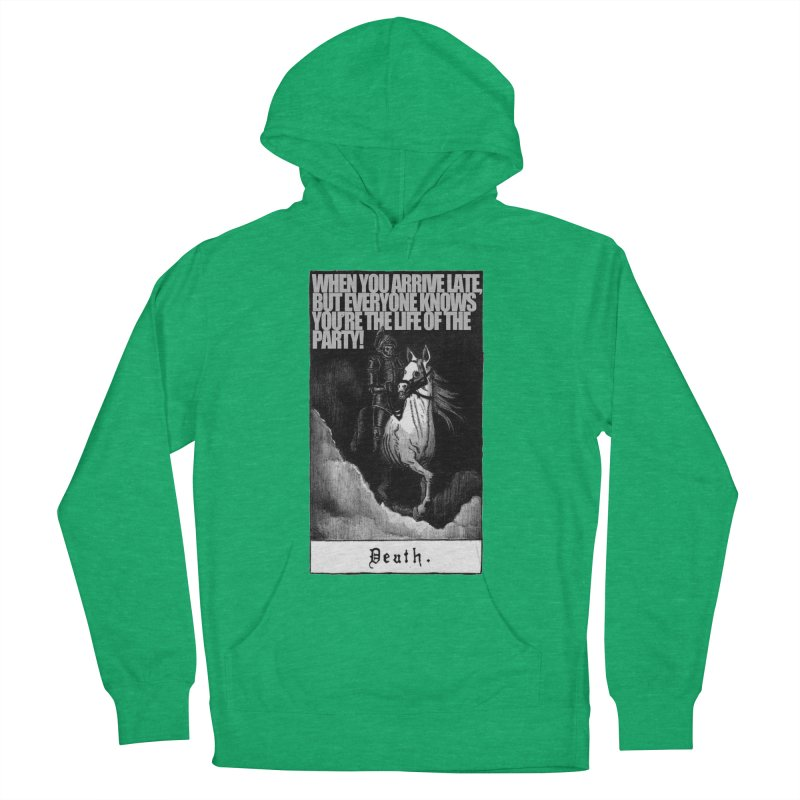 Hold my steed Men's Pullover Hoody by Shadeprint's Artist Shop