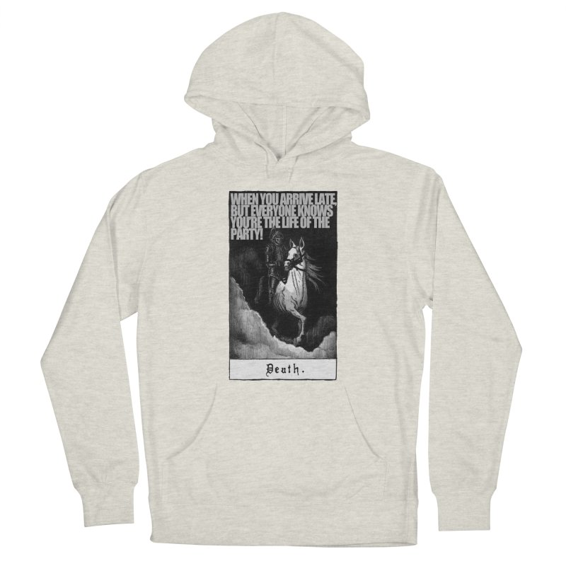 Hold my steed Men's Pullover Hoody by SHADEPRINT.DESIGN
