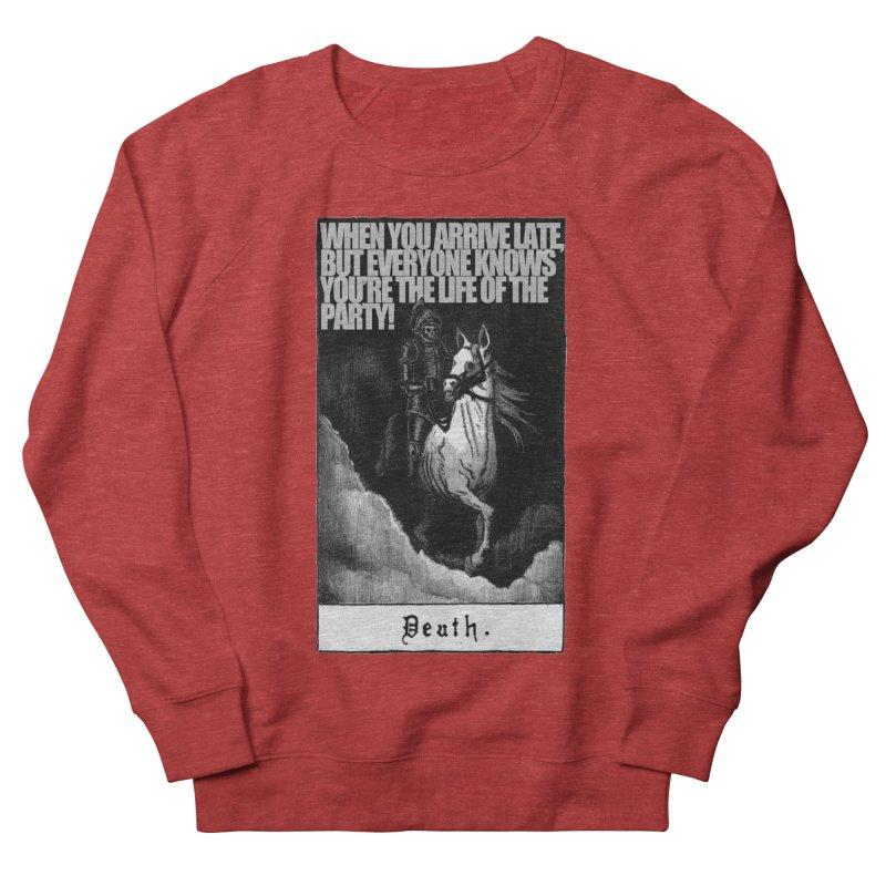 Hold my steed Men's Sweatshirt by Shadeprint's Artist Shop