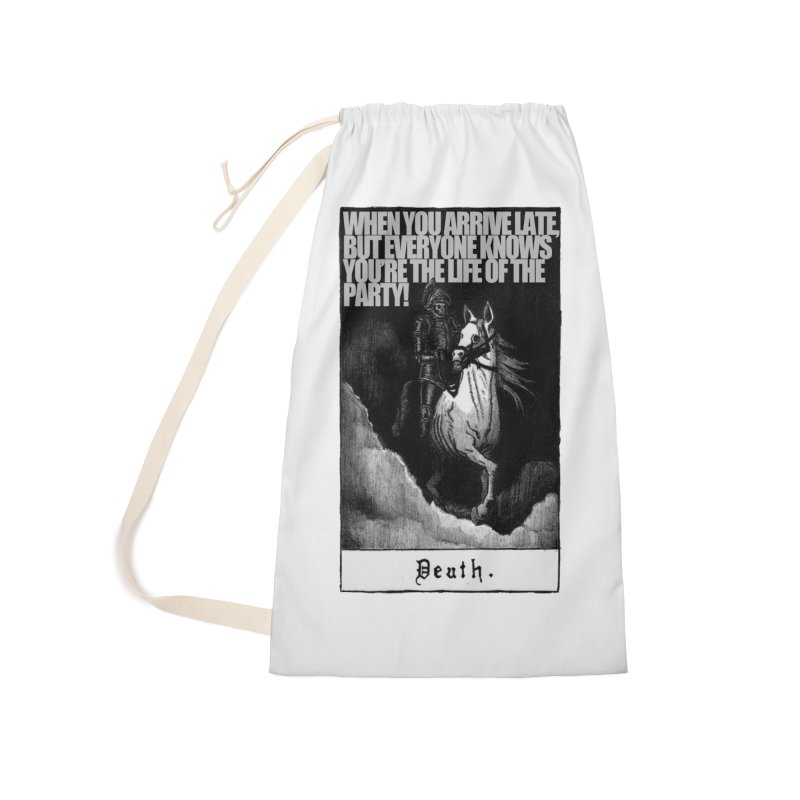 Hold my steed Accessories Bag by Shadeprint's Artist Shop