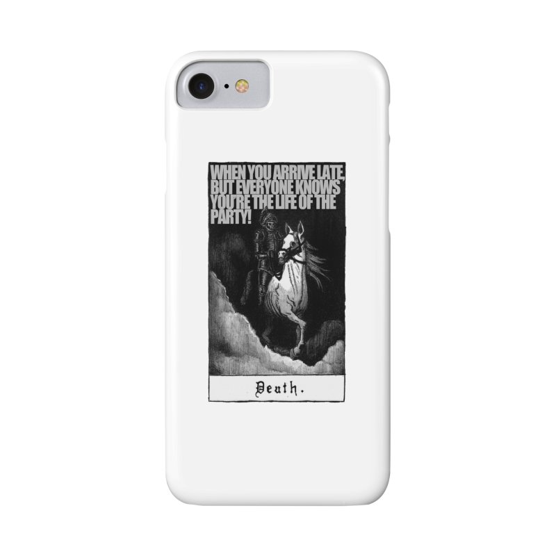Hold my steed Accessories Phone Case by Shadeprint's Artist Shop
