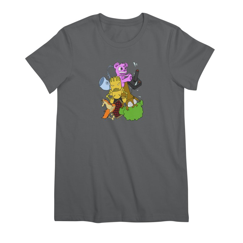 Boom-Box Clap! Women's T-Shirt by SHADEPRINT.DESIGN