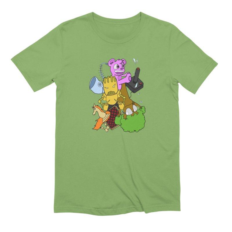 Boom-Box Clap! Men's T-Shirt by SHADEPRINT.DESIGN