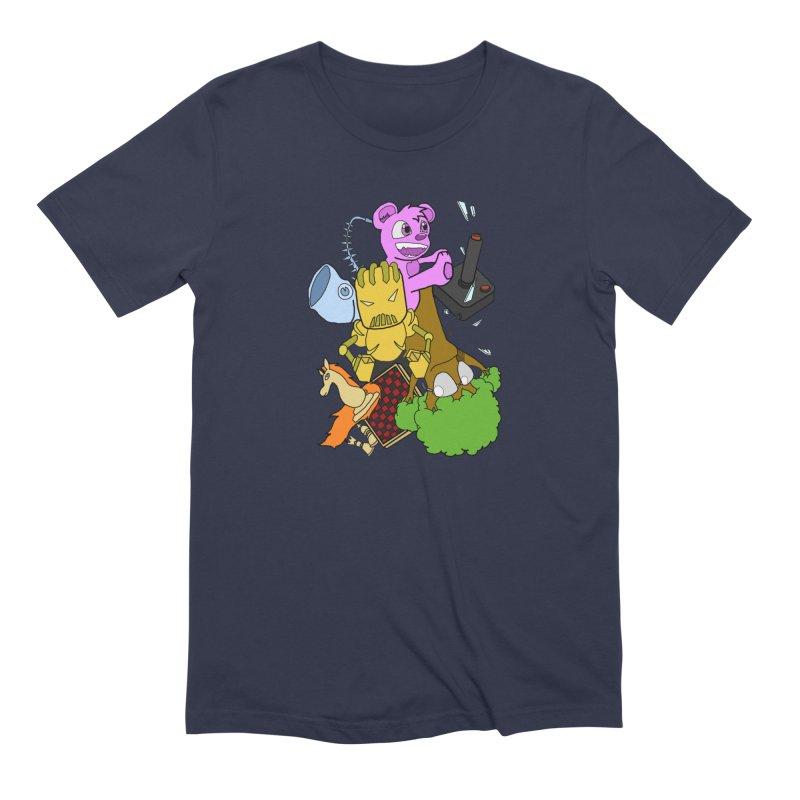 Boom-Box Clap! Men's T-Shirt by Shadeprint's Artist Shop