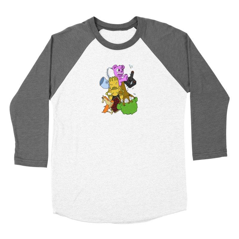 Boom-Box Clap! Women's Longsleeve T-Shirt by Shadeprint's Artist Shop