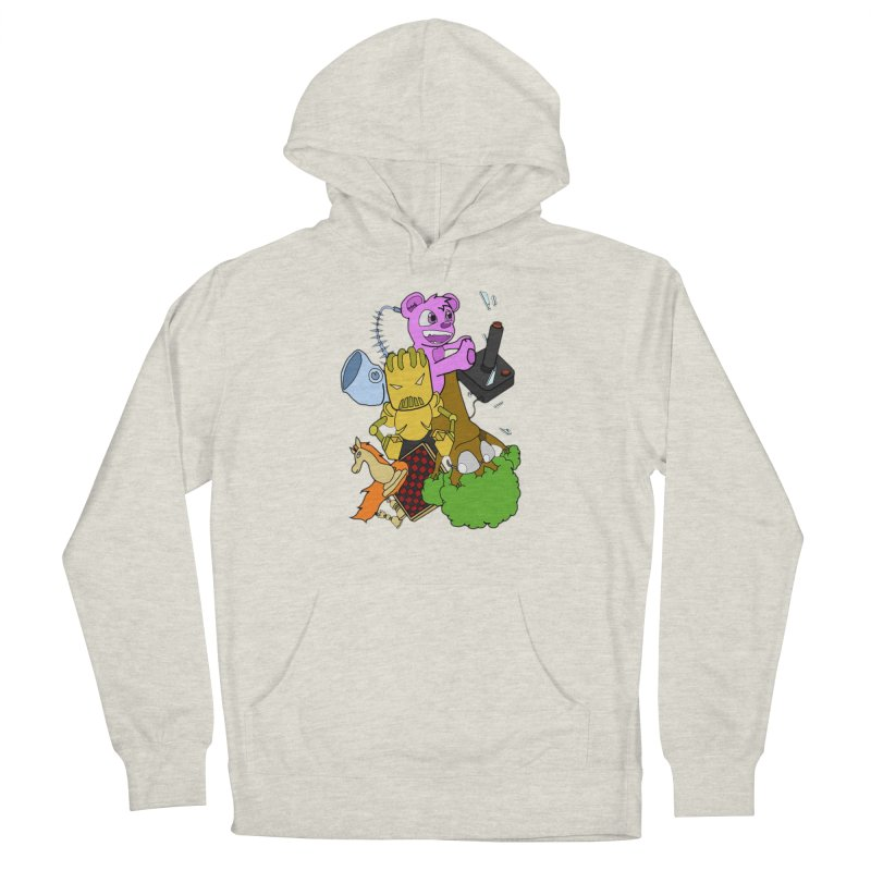 Boom-Box Clap! Women's French Terry Pullover Hoody by Shadeprint's Artist Shop