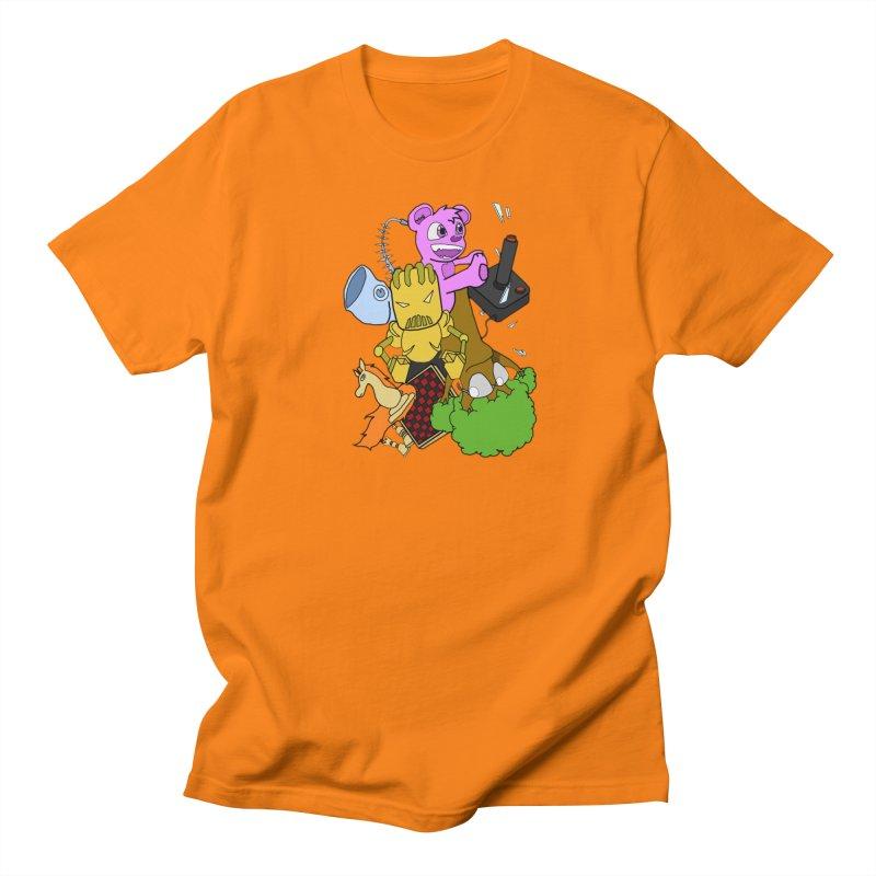 Boom-Box Clap! Men's Regular T-Shirt by Shadeprint's Artist Shop