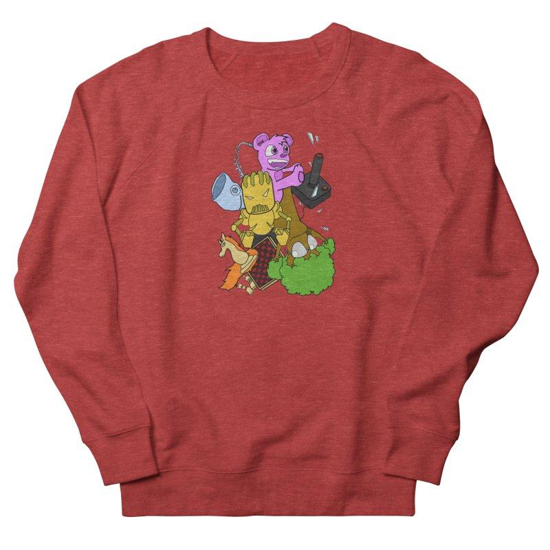Boom-Box Clap! Women's French Terry Sweatshirt by Shadeprint's Artist Shop
