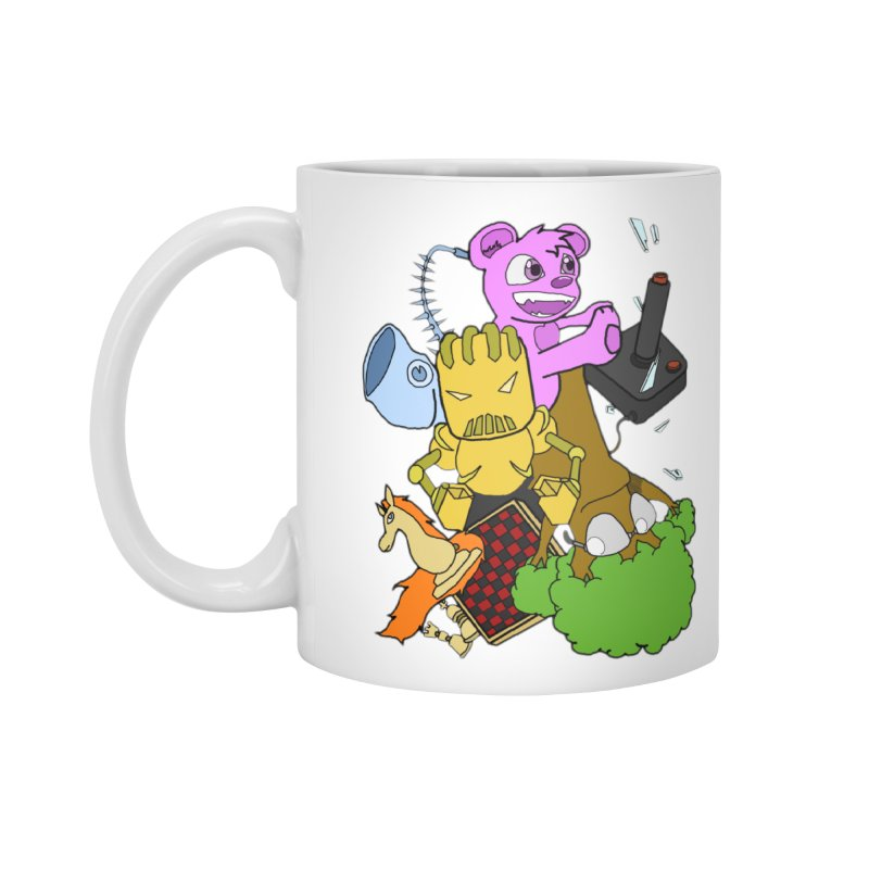 Boom-Box Clap! Accessories Mug by Shadeprint's Artist Shop