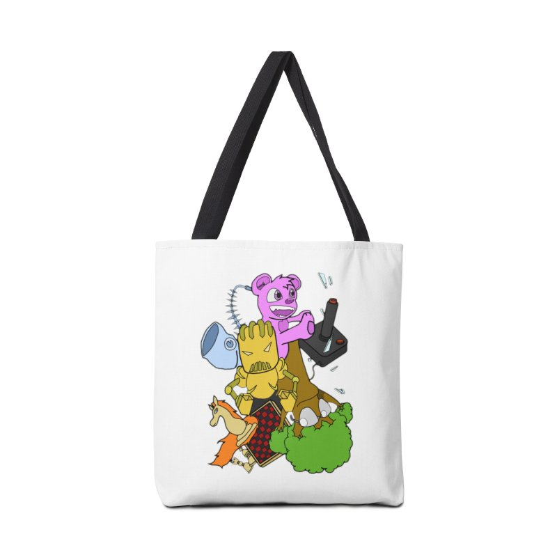 Boom-Box Clap! Accessories Tote Bag Bag by Shadeprint's Artist Shop