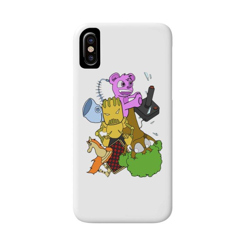 Boom-Box Clap! Accessories Phone Case by Shadeprint's Artist Shop